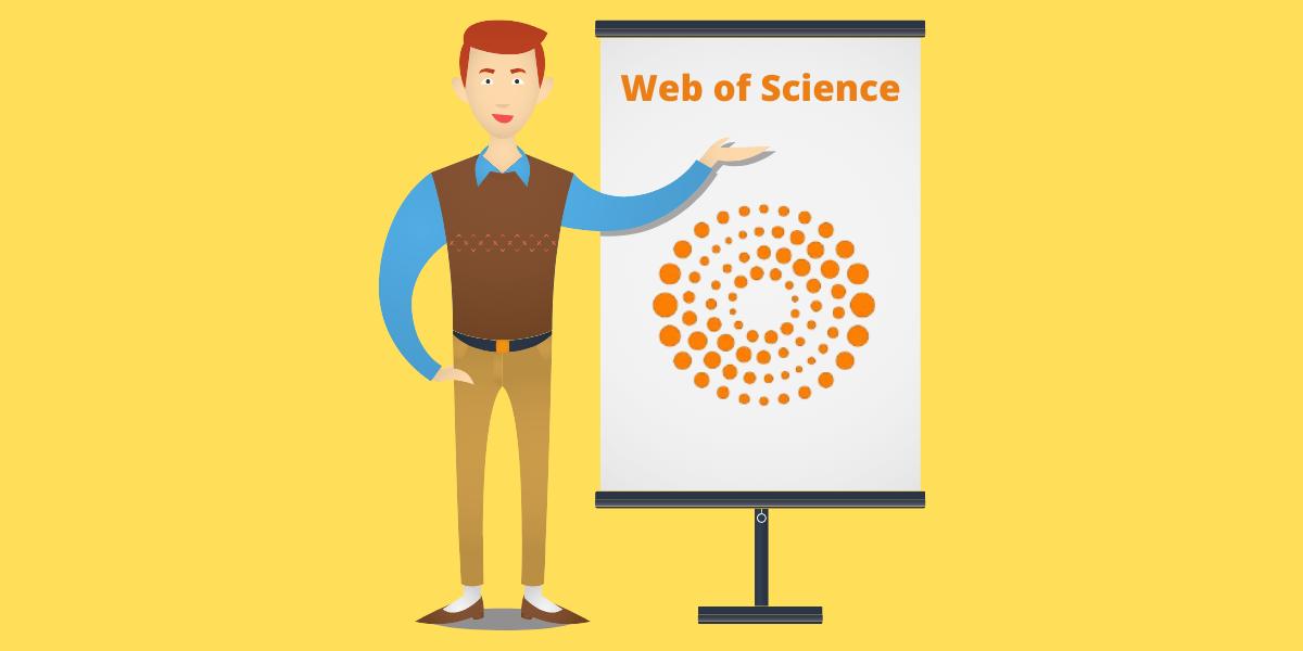 Академія статей - web of science 2
