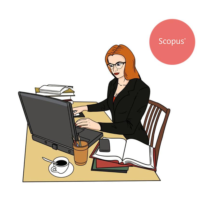 Академія статей - scopus